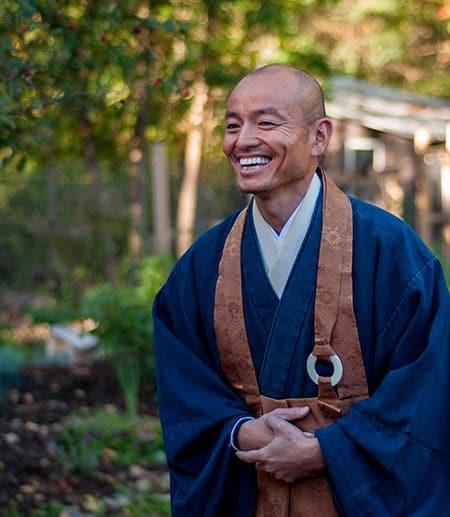 Masaki Matsubara, Zen Priest