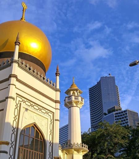 Mosque in Singapore